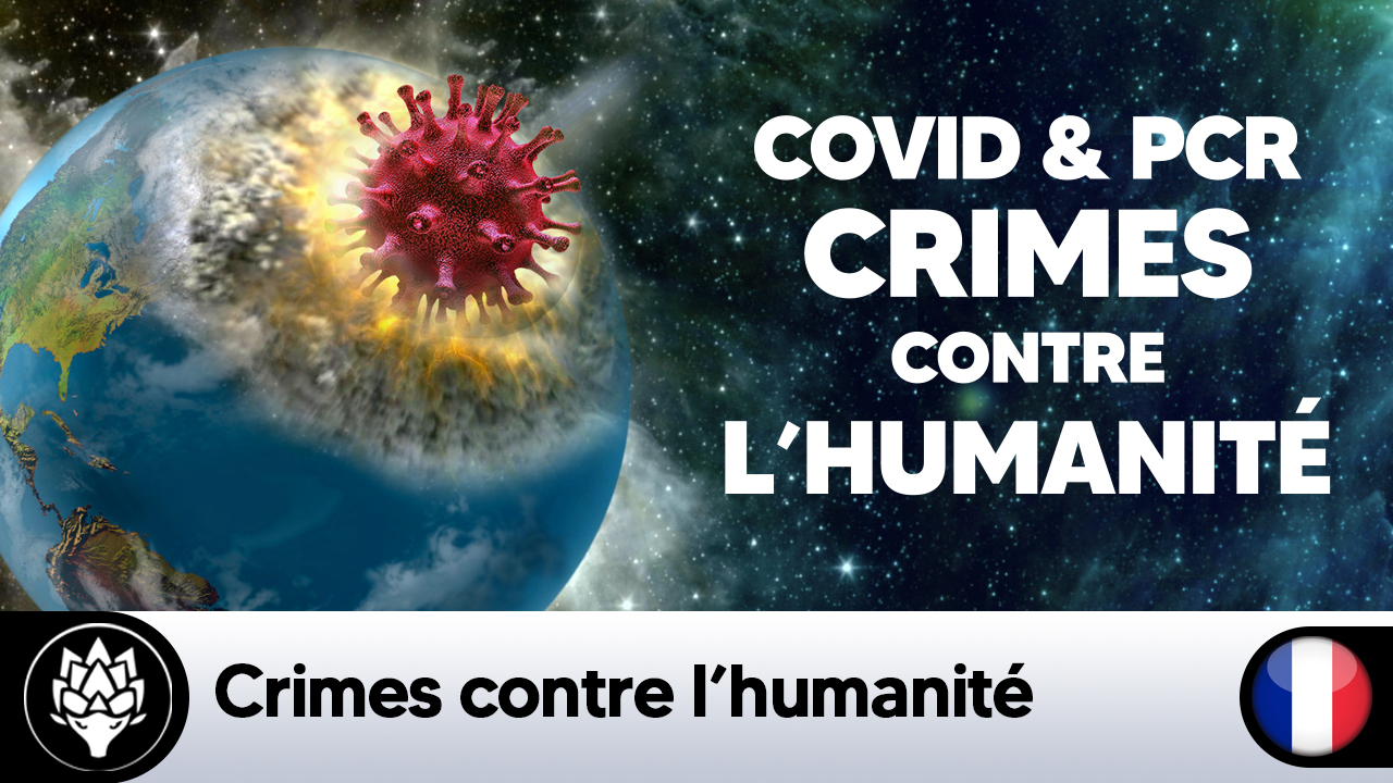 [03.10.2020] – Covid 19 & tests PCR – Crimes contre l'humanité – Reiner Fuellmich by Fils de Pangolin