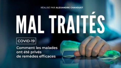 [10.12.2020] – Mal traités – by Alexandre Chavouet