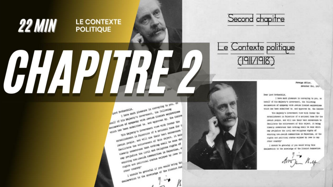GEM – CH02 – Le contexte politique (1911 – 1933)
