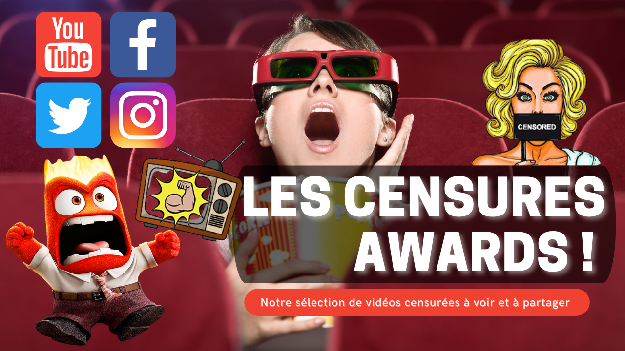 "Les ""Censures"" Awards 🏅"