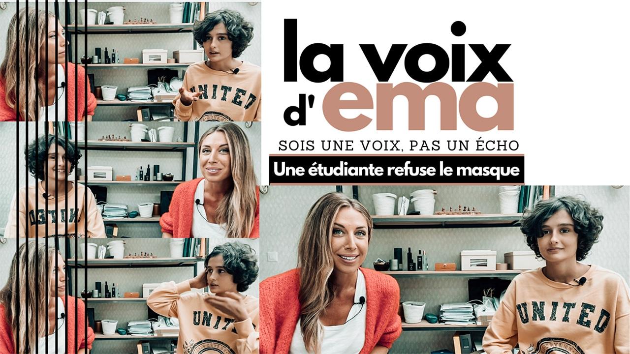 #17 – [30.08.2020] – Une étudiante refuse le masque