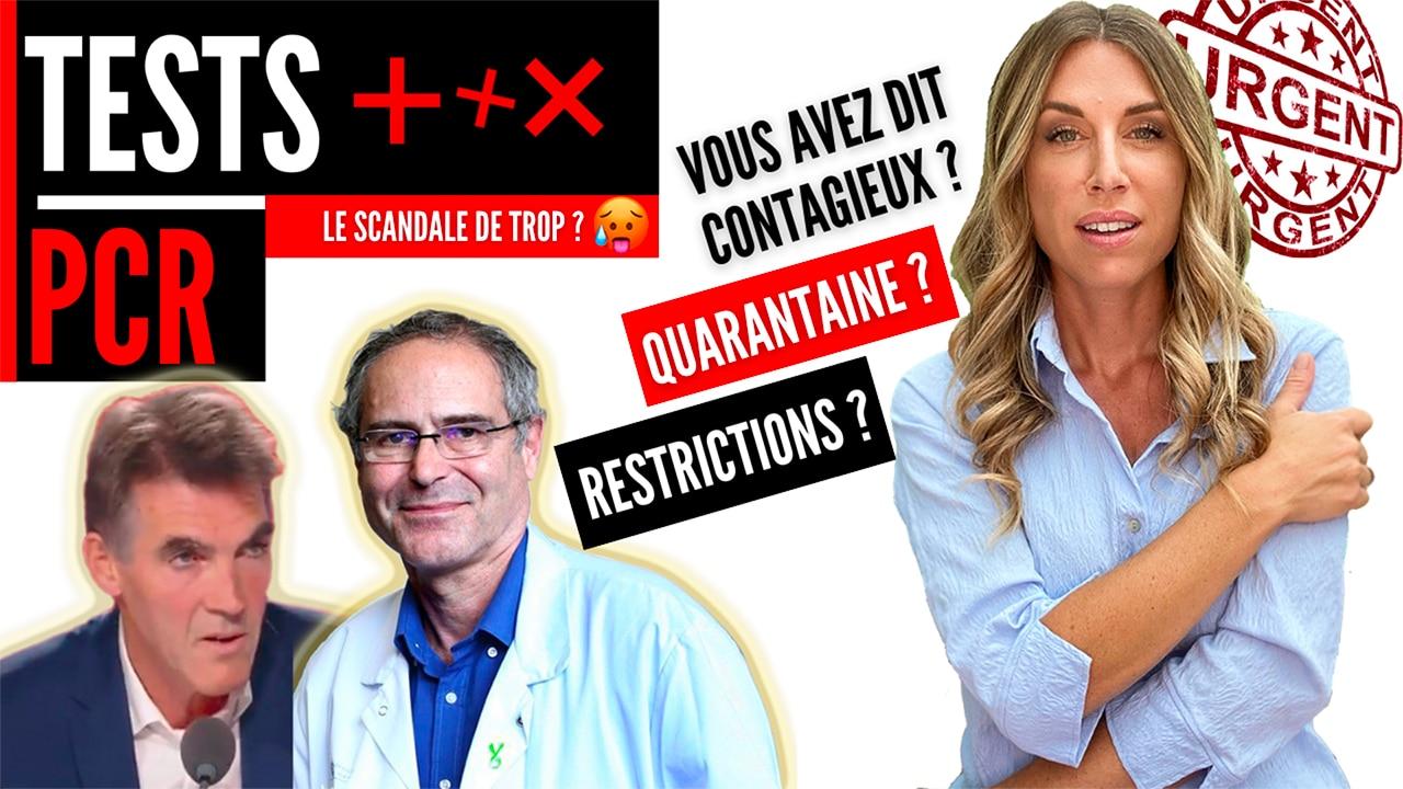 #20 – [30.09.2020] – Tests PCR, vous avez dit contagieux
