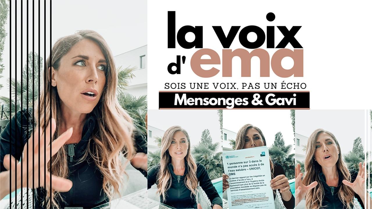 #7 – [06.06.2020] – Les mensonges de nos gouvernants sur les plateaux TV, le sommet GAVI 2020.